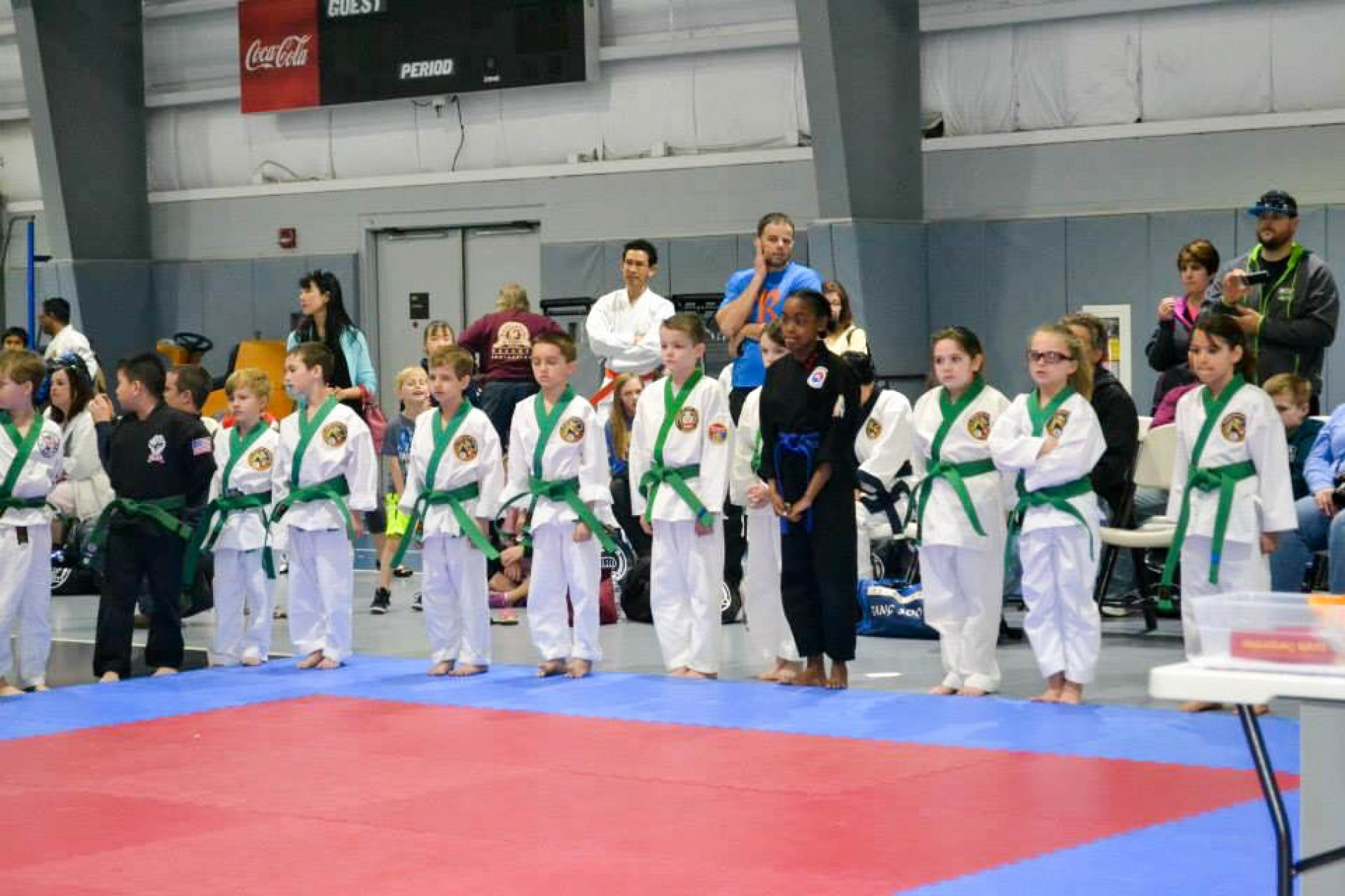 2015 Delaware County Karate Championships