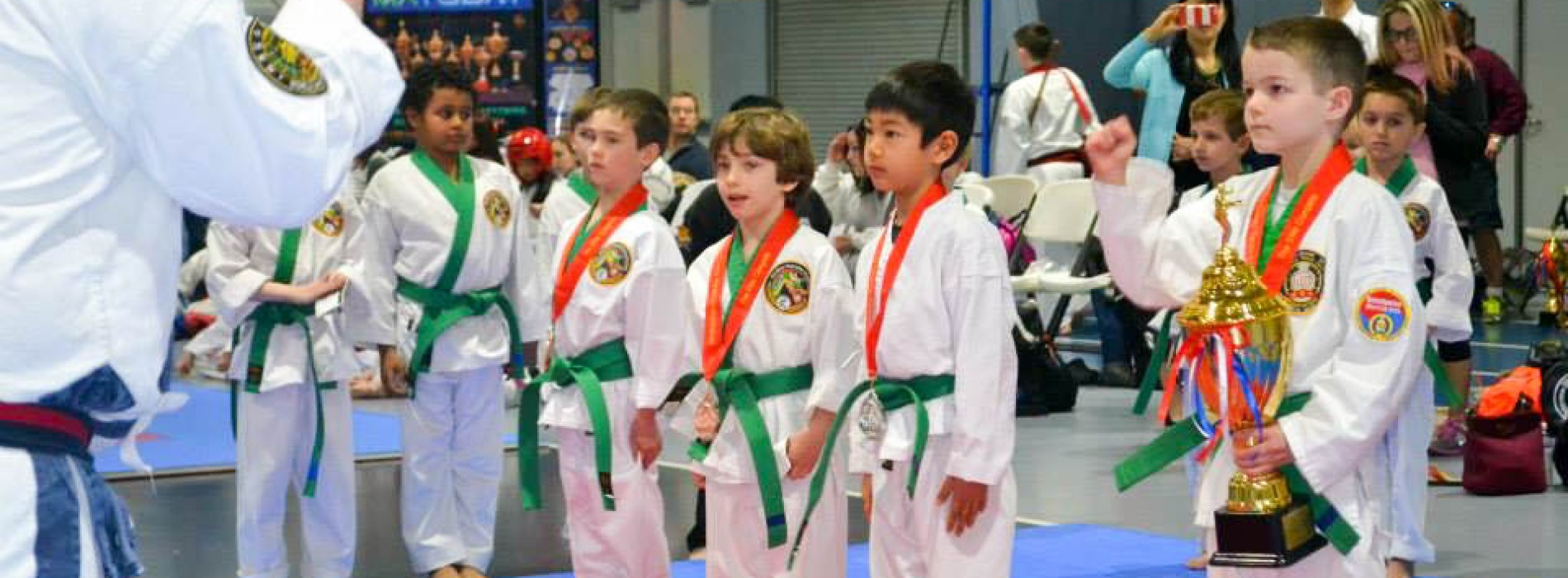 2017 Delaware County Karate Championships