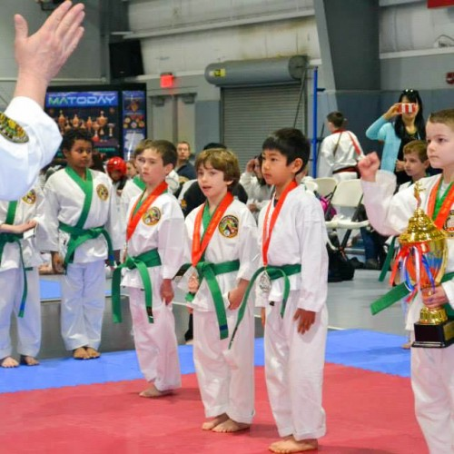 2015 Delaware County Karate Championships Results