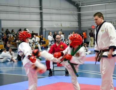 2015 Delaware County Karate Championships