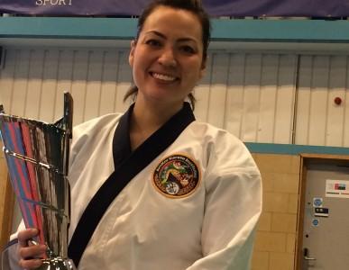 Master Erica Tierney