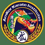 AmKor Karate Logo